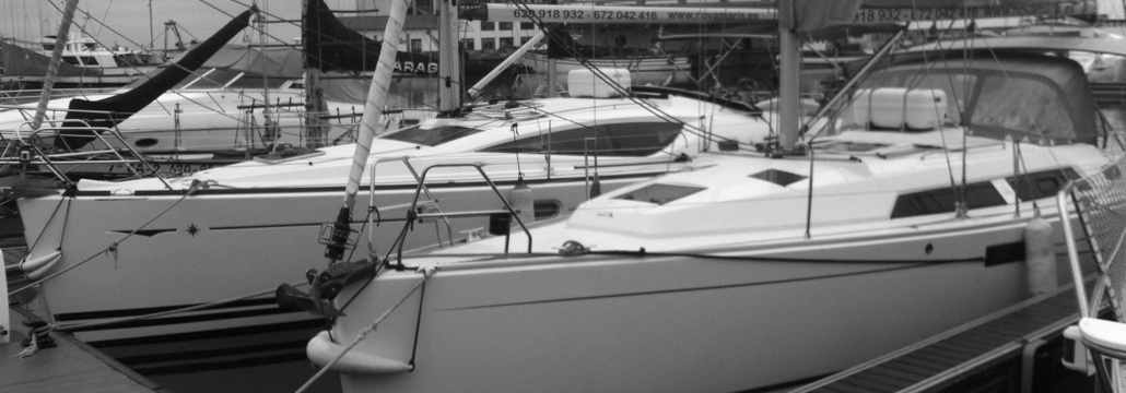 Jeanneau and Hanse, our sailboats for rent in Barcelona