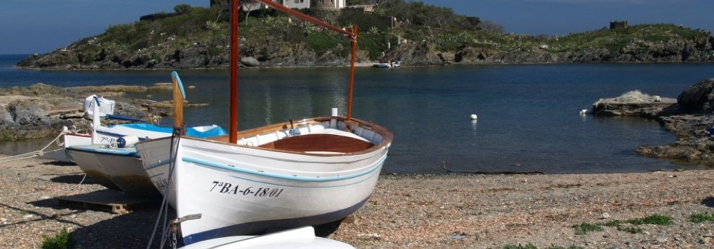 Costa Brava, close to Barcelona, sail and discover beautiful places