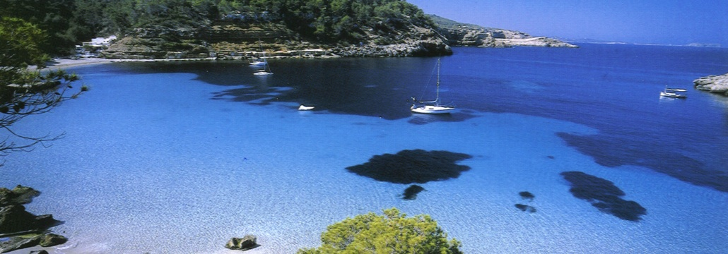 The most famous balearic island, sail arround and enjoy
