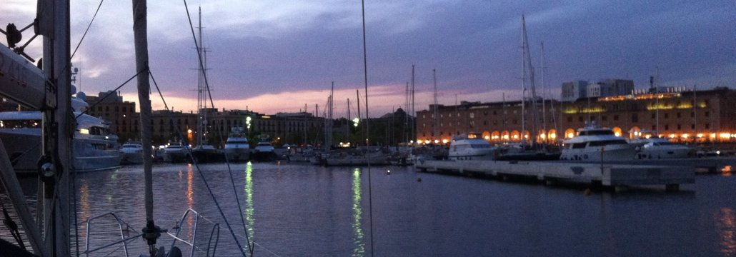 If you're in Barcelona enjoy a sailing trip and a nice sunset a board our sailing boats