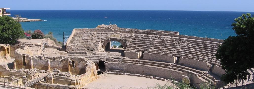 Tarragona, sail from Barcelona