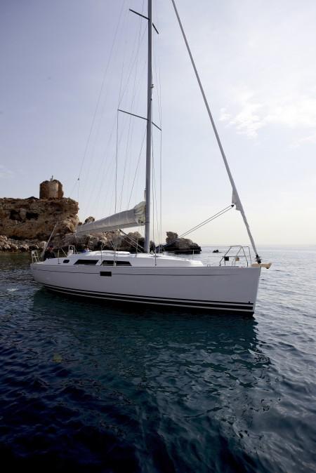 Alquiler velero Hanse 350 en Nova Maris, Barcelona, Port Vell